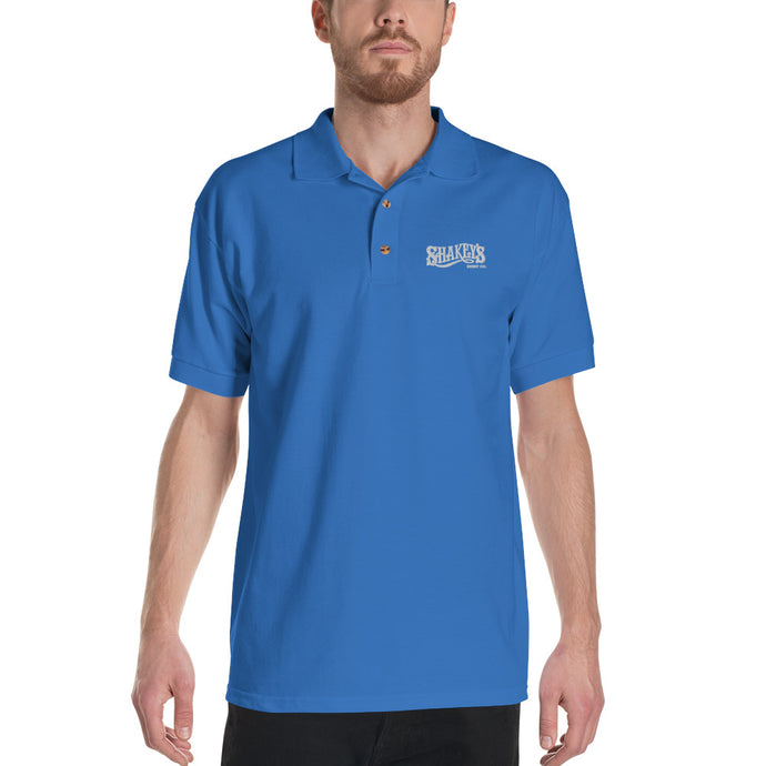 Embroidered Golf Shirt