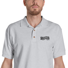 Load image into Gallery viewer, Embroidered Golf Shirt