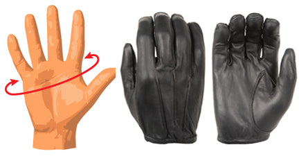How to choose the right size gloves