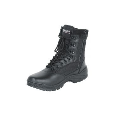 9  Tactical Boots with Zipper