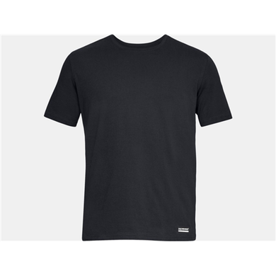 UA Tac Cotton Charged Tee