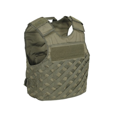 F.A.S.T. Vest w/ new Universal Lattice Molle