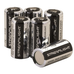 3-Volt Lithium Batteries (6 Pack)