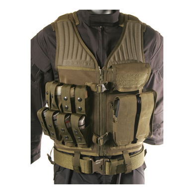 Omega Elite 40Mm/Rifle Vest