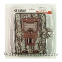 Wireless Cam Security Box, Tree Bark Camo, Clam 5L