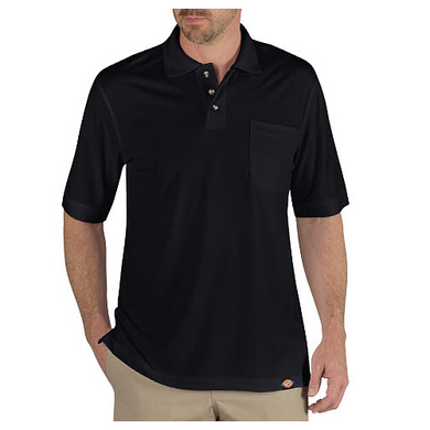 Men's Industrial Short Sleeve Polo