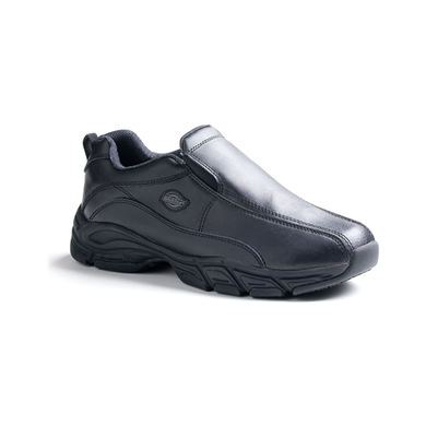 Dickies - Men's Slip Resisting Athletic Slip-On Work Shoes