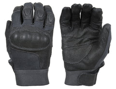 NITRO™ - KEVLAR®, DIGITAL LEATHER & CARBON-TEK™ FIBER KNUCKLES