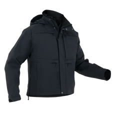 First Tactical - MEN'S TACTIX SYSTEM JACKET - Black | Midnight Navy