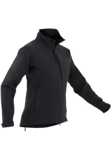 First Tactical - WOMEN'S TACTIX SOFTSHELL JACKET - Black | Midnight Navy
