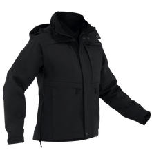 First Tactical - WOMEN'S TACTIX SYSTEM JACKET - Black | Midnight Navy