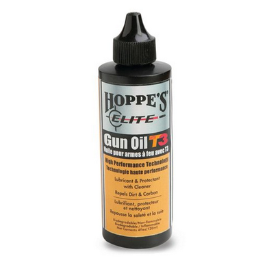 Hoppe'S Elite Gun Oil T3 2 Oz