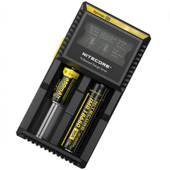 Nitecore D Series - DigiCharger