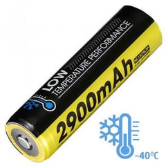 NL1829LTP - 2900mAh (Low Temperature -40)