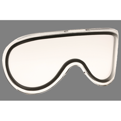 Replacement dual lens for A-TAC goggle.
