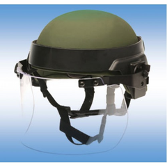 Window, Coated/Helmet  Band Assembly