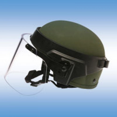 Window/Helmet Band Assembly