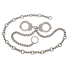 7003C #3 Waist Chain, Hands at navel