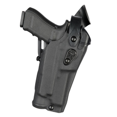 Model 6360RDS ALS®/SLS Mid-Ride, Level III Retention™ Duty Holster