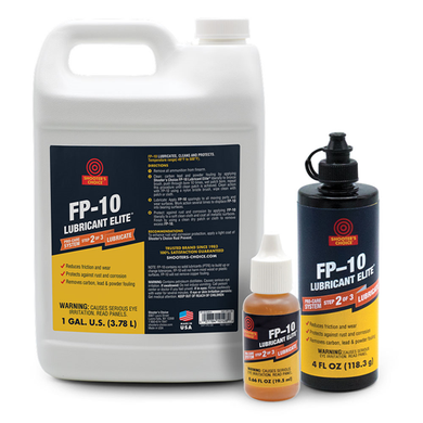 FP-10 Lubricant Elite Gun Oil