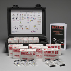 Sirchie - NARK Corrections Master Kit