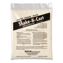 Sirchie - Shake-N-Cast Impression Casting Kit