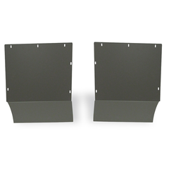 Pair, 20 , 14 Gauge Steel Extension Panels (for use with RP47UINT13 Recessed Panel)