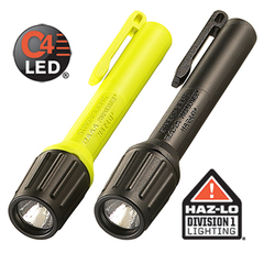 2AAA ProPolymer HAZ-LO with alkaline batteries - Clam packaged