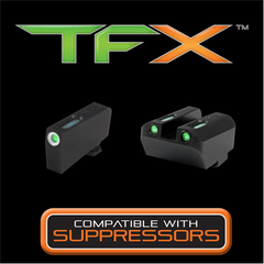 TFX GLOCK SUP LOW SET