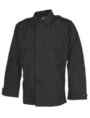 PRINCE GEORGE REGIONAL CORRECTIONAL - LONG SLEEVE TACTICAL SHIRT - Black
