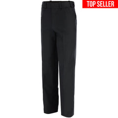 Tact Squad 7002BE Black Polyester 4-Pocket Uniform Trousers