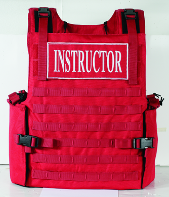 Instructor Armor Carrier Vest