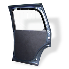 Pair, ¼ Polycarbonate Window Barrier (for use with DP57T07 Rear Door Panels only)