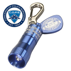 Blue NANO Light Flashlight