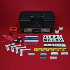Sirchie - Blood Spatter Documentation Kit