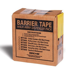 Sirchie - Barrier Tape: 3 x 1000'