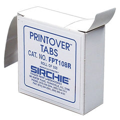 Sirchie - PrintOver Tabs