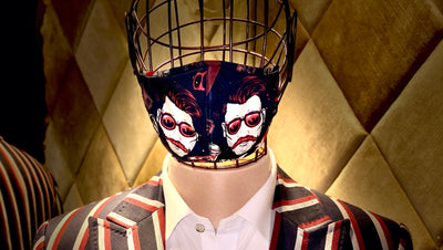 High Fashion Masks
