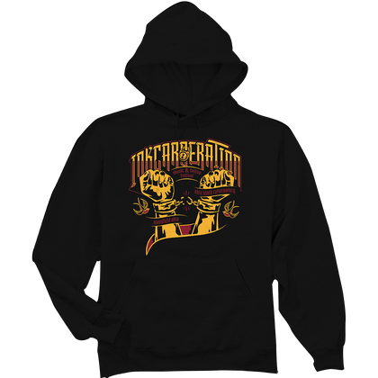 INKcarceration - Broken Chains Hoodie