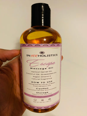 Escape Massage Oil