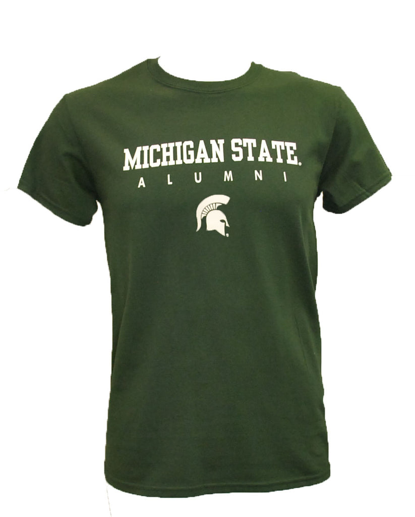 Michigan State University Alumni Sparty T-Shirt