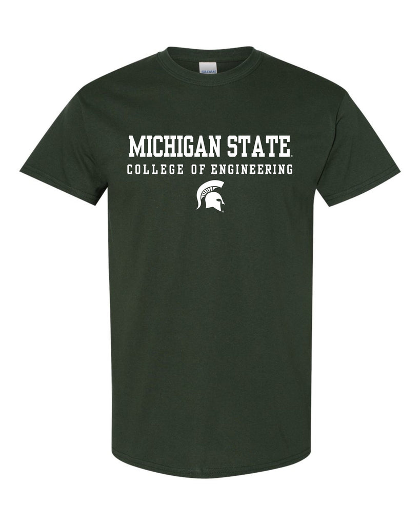 MSU UNISEX T-SHIRT - SPECIFIC COLLEGES