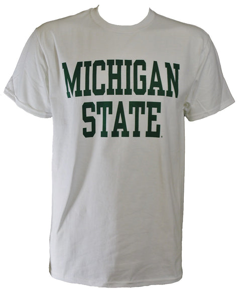 MICHIGAN STATE WHITE T SHIRT BEST BUY
