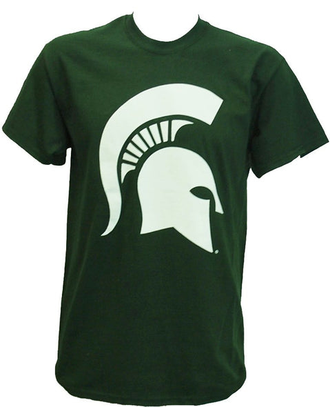 Michigan State T-Shirt- Large Sparty Head