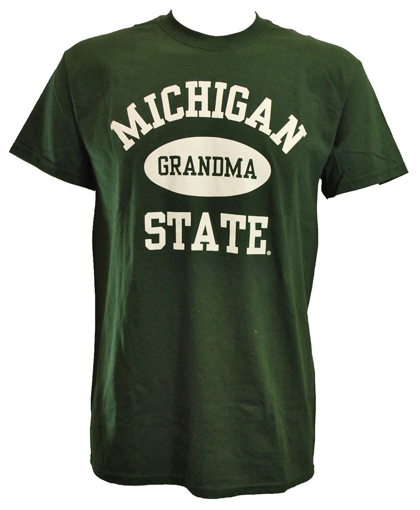 Michigan State T-Shirt- Mom, Dad, Grandma, Grandpa