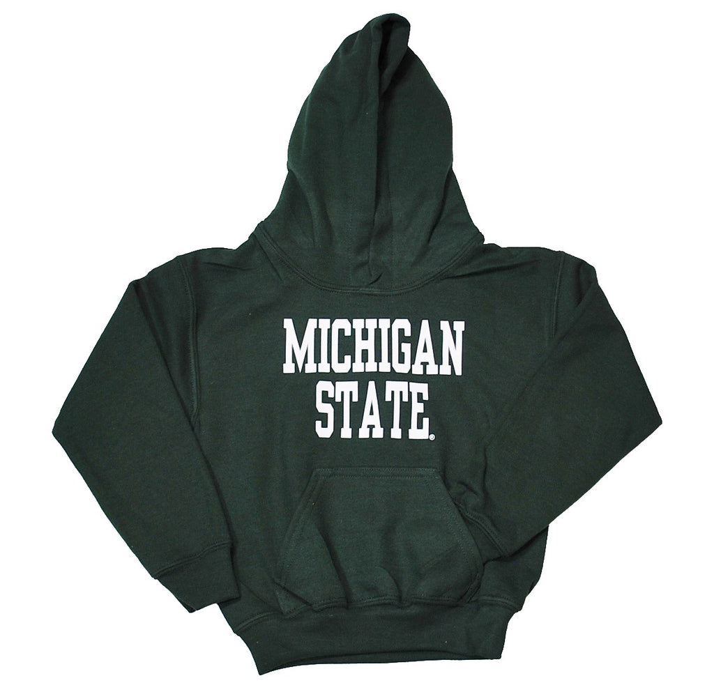 Youth Hooded Sweatshirt - Block