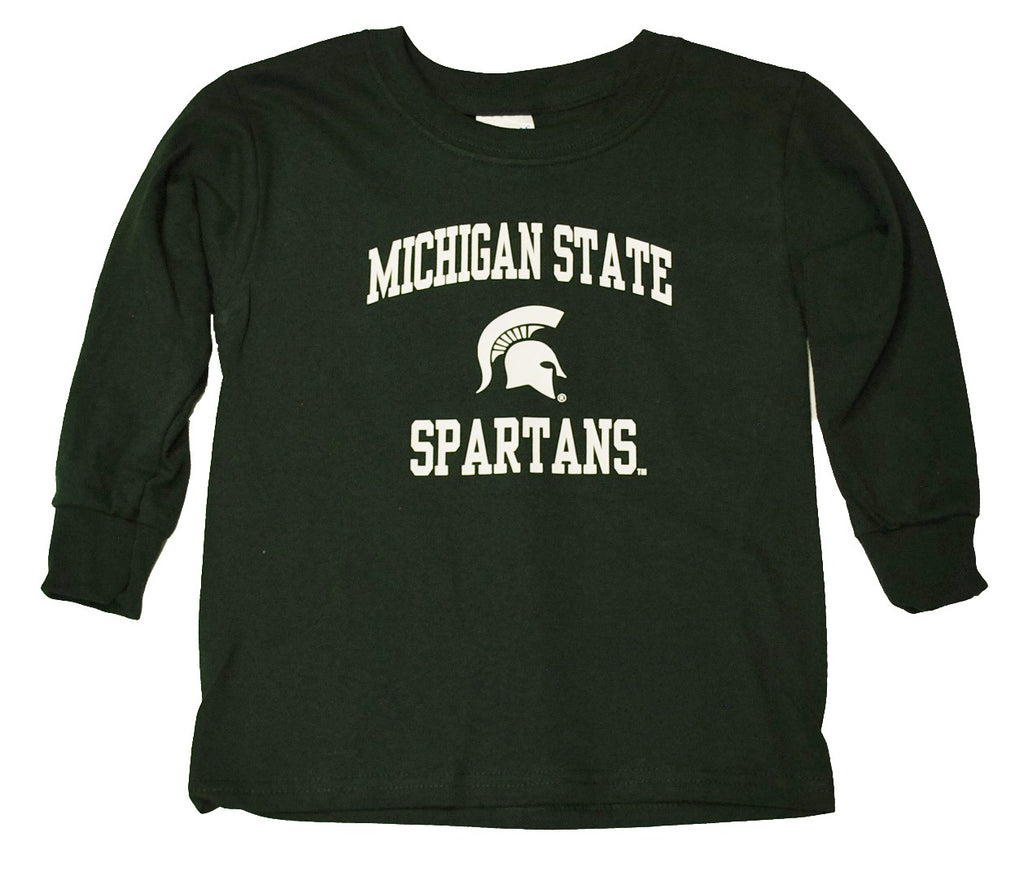 Youth Long Sleeve T-Shirt - Sparty