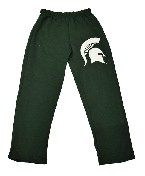 Youth MSU Open Bottom Sweatpants