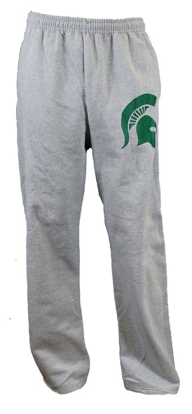 MSU Sweatpants (Open Bottom)