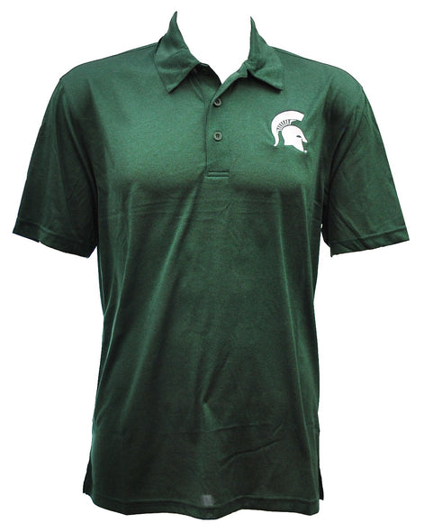 Michigan State Men's Embroidered Contender Polo
